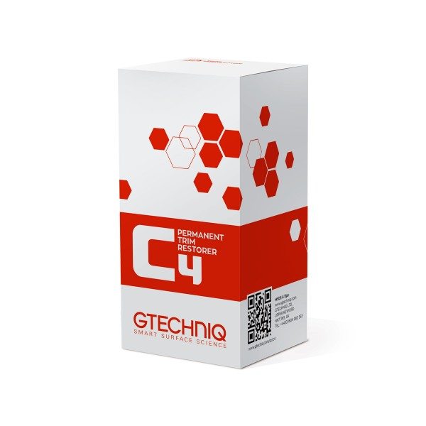 Gtechniq C4 Permanent Trim Restorer 15 ml