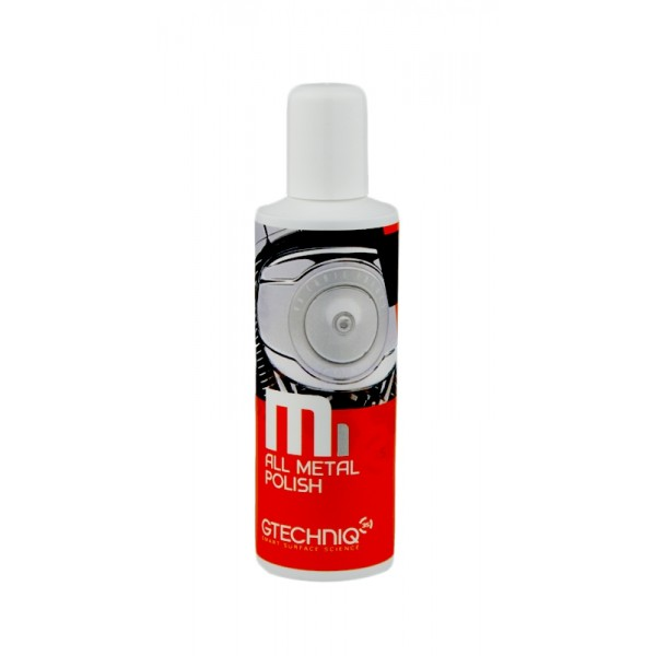 Gtechniq M1 All Metal Polish 100 ml